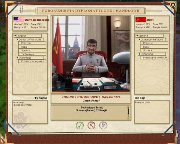 Dyplomacja to podstawa, a jest jej w grze trochę za mało /gram.pl
