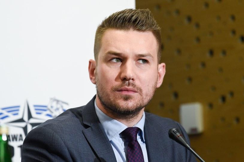 Dyrektor CIS Andrzej Grzegrzółka /Agnieszka Sniezko /East News