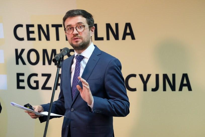 Dyrektor CKE, Marcin Smolik /Mateusz Grochocki /East News