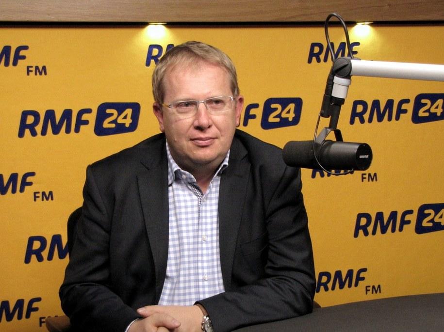 Dyrektor CZD potwierdził, że przyjęcia małych pacjentów zostaną wznowione w nowym roku /Michał Dukaczewski /RMF FM
