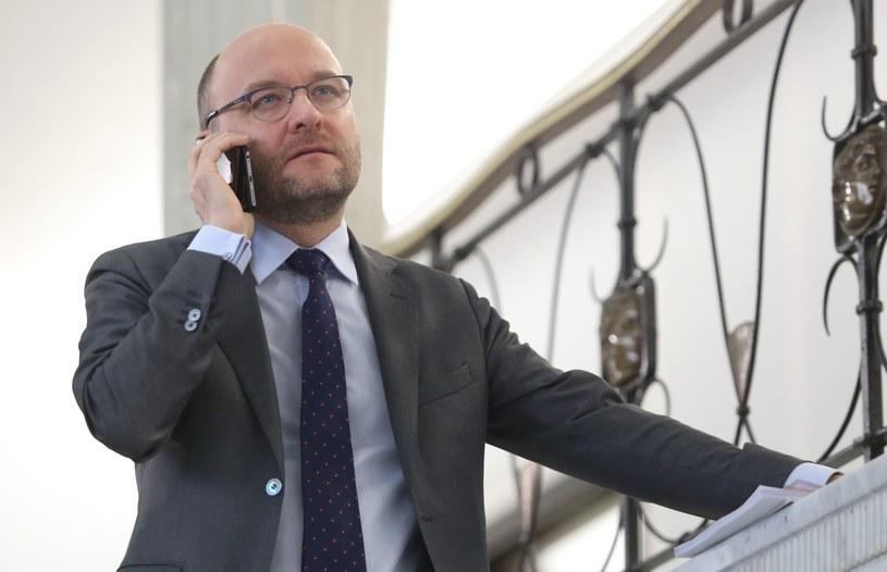Dyrektor Departamentu Prawa Administracyjnego Ministerstwa Sprawiedliwości Kamil Zaradkiewicz /STEFAN MASZEWSKI/REPORTER /Reporter
