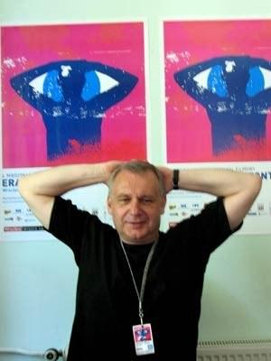 Dyrektor festiwalu Roman Gutek chce się przenieść do Wrocławia /INTERIA.PL