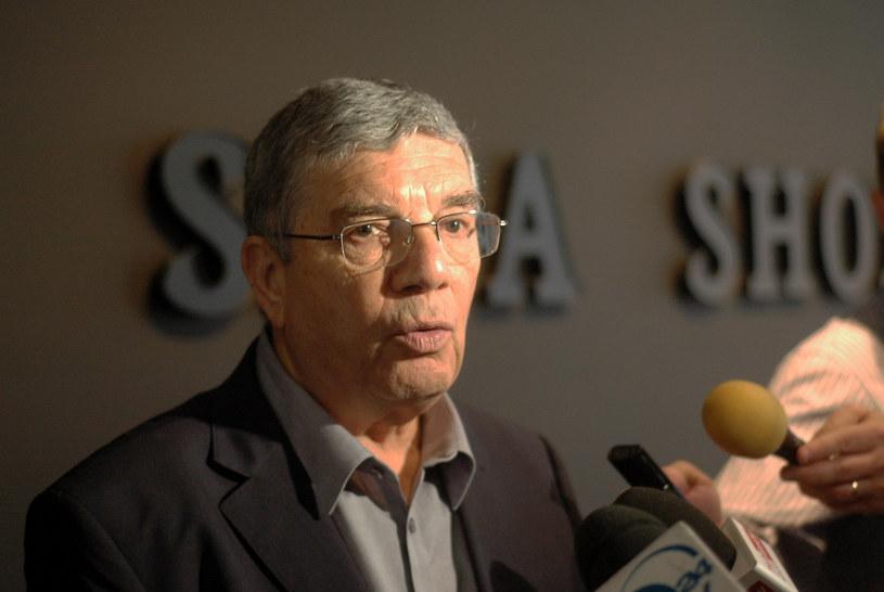 Dyrektor Instytutu Yad Vashem Avner Shalev /Marek Lasyk  /Reporter
