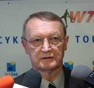 Dyrektor J&S Cup Ryszard Fijałkowski ogłosił, że jedną z dzikich kart otrzyma Domachowska /INTERIA.PL