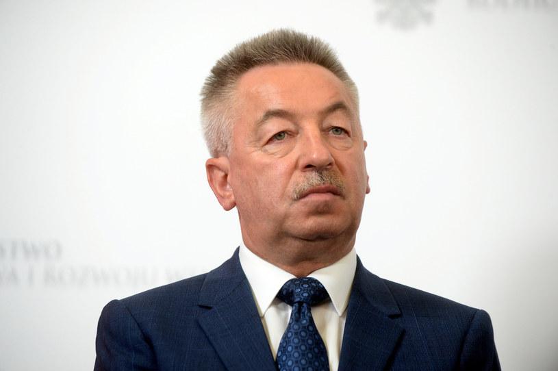 Dyrektor KOWR Grzegorz Pięta /Jan Bielecki /East News
