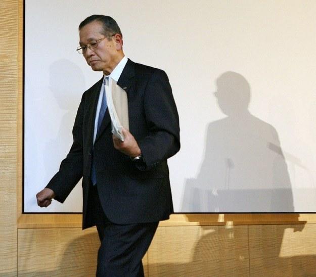 Dyrektor Michiyoshi Mazuka i jego Fujitsu także wchodzi do ŁSSE /AFP