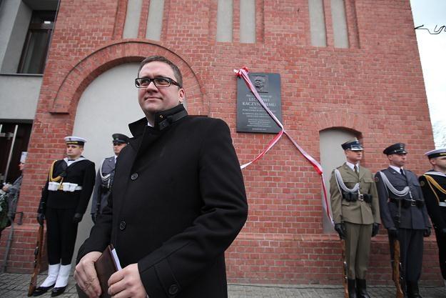 Dyrektor Muzeum Powstania Warszawskiego Jan Ołdakowski /PAP