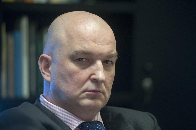 Dyrektor PISM Sławomir Dębski /Fot. Wojciech Strozyk /Reporter