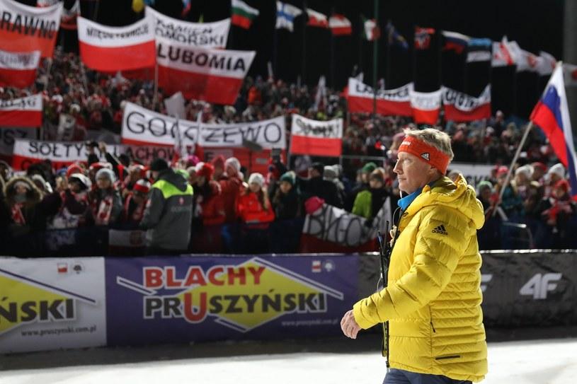 Dyrektor PŚ w skokach Walter Hofer /Andrzej Iwańczuk/Reporter /East News