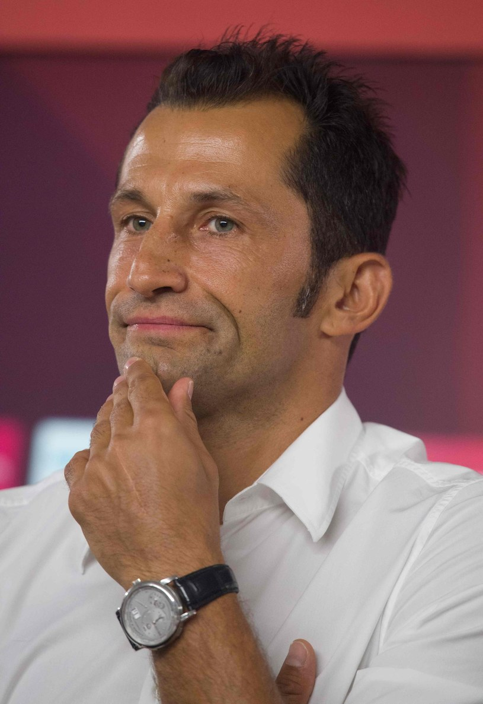 Dyrektor sportowy Bayernu Hasan Salihamidżić /AFP