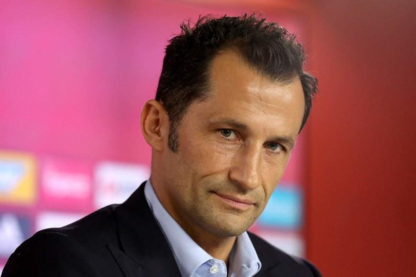 Dyrektor sportowy Bayernu Monachium Hasan Salihamidżić /AFP