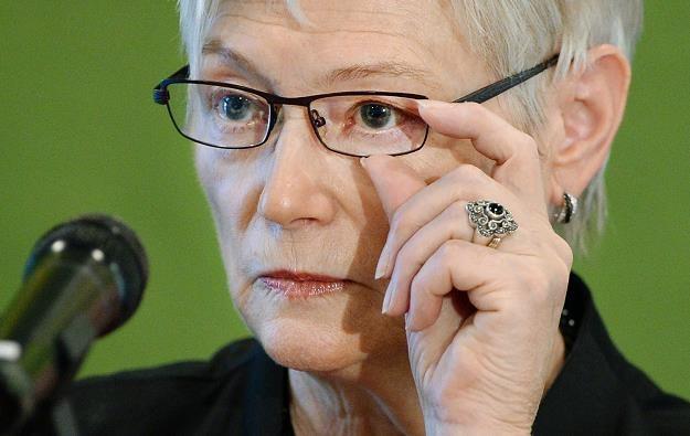 Dyrektor wykonawcza MAE Maria van der Hoeven /AFP