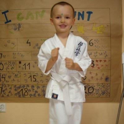Dyscyplinami godnymi polecenia dziecku są judo i karate /Miasto Dzieci