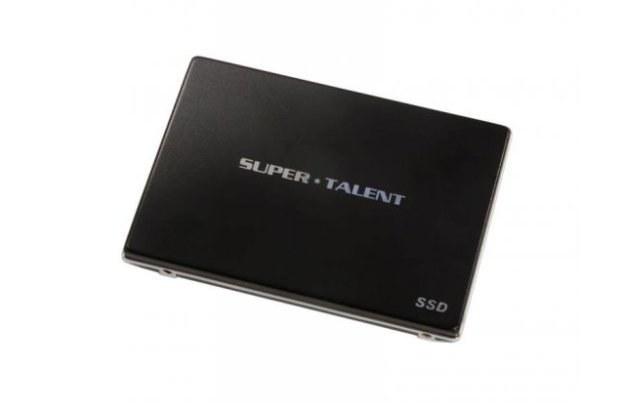 Dysk SSD SuperTalent /materiały prasowe