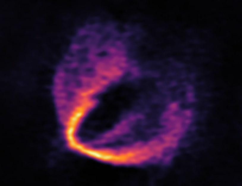 Dyski protoplanetarne odkryte wokół HD 163296 /materiały prasowe