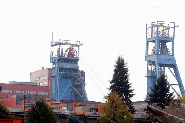 Dyskusję zdominował temat górnictwa i wypadku w KWK Mysłowice-Wesoła /PAP/Andrzej Grygiel    /PAP