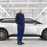 Dyson pokazał projekt skasowanego elektrycznego pojazdu