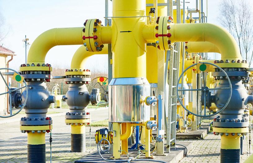 Dystrybucja gazu ziemnego. Fot. Dmitry Kalinovsky /123RF/PICSEL