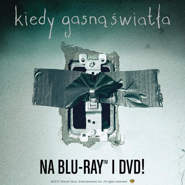 """Dystrybutorem filmu """"Kiedy gasną światła"""" na płytach Blu-ray i DVD jest Galapagos Films /materiały dystrybutora"""