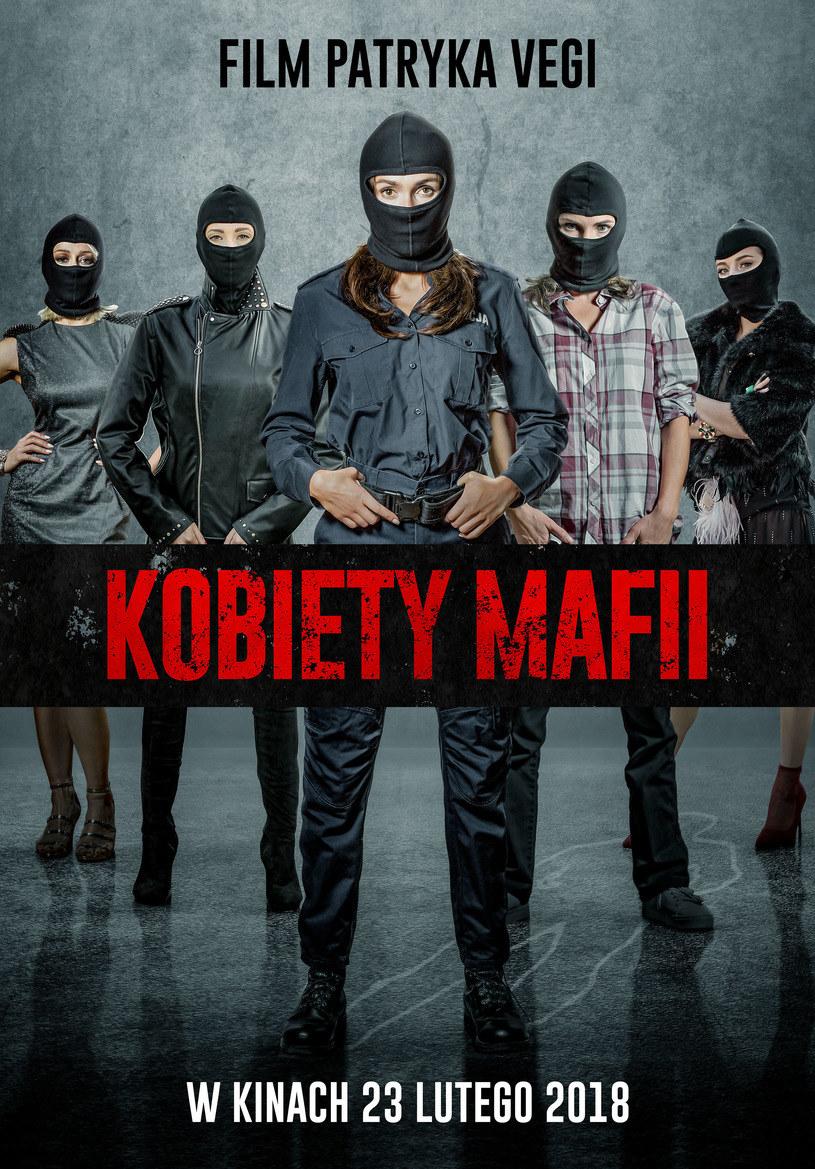 """Dystrybutorem filmu """"Kobiety mafii"""" jest Kino Świat /materiały dystrybutora"""