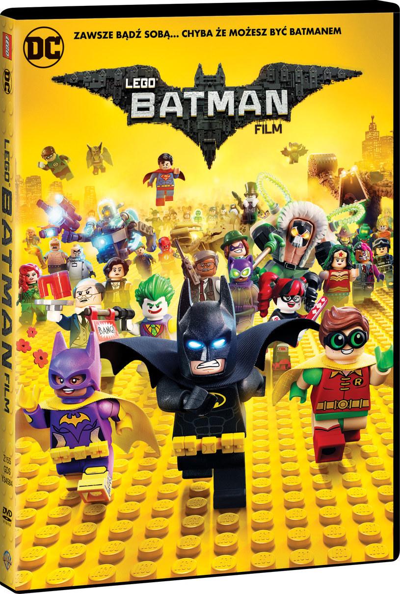 "Dystrybutorem ""LEGO Batman. Film"" jest Galapagos Films /materiały dystrybutora"