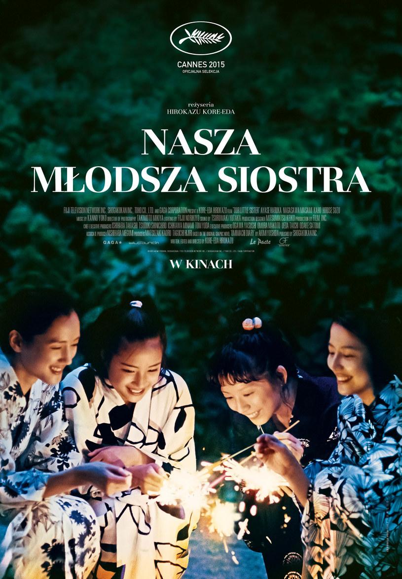 """Dystrybutorem """"Naszej młodszej siostry"""" jest Gutek Film /materiały dystrybutora"""