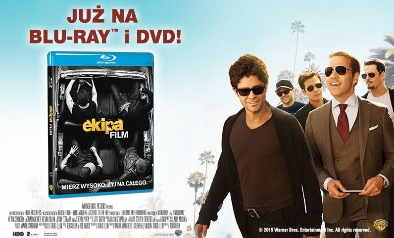 "Dystrybutorem płyt Blu-ray i DVD z filmem ""Ekipa"" jest Galapagos Films /materiały dystrybutora"