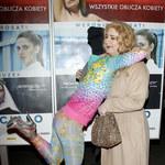 Dżaga i Rafalala na premierze filmu Zanussiego