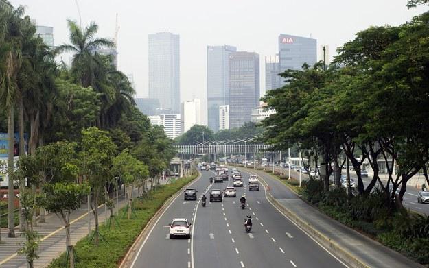 Dżakarta - obecna stolica Indonezji /foto. pixabay /