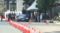 Dżakarta: Przywódcy Azji Południowo-Wschodniej przybywają na rozmowy w sprawie kryzysu w Myanmar