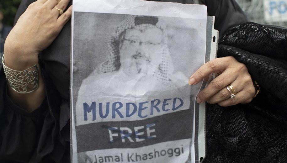 Dżamal Chaszukdżi został zamordowany 2 października /SEDAT SUNA /PAP/EPA