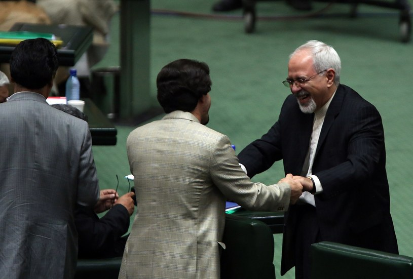 Dżawad Zarif /AFP
