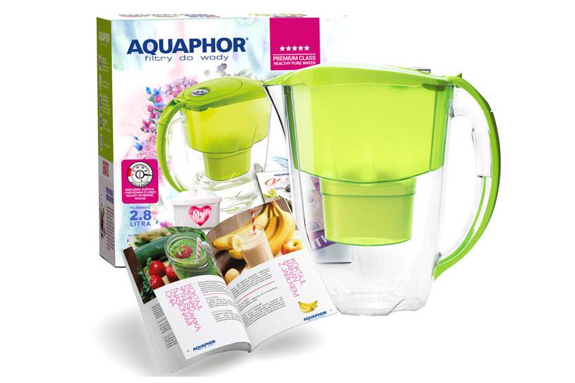 Dzbanek Aquaphor Kompakt /materiały prasowe