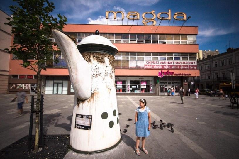 """DZBANEK Miejsce: plac pod """"Magdą"""" (skrzyżowanie ul. Piotrkowskiej z ul. Więckowskiego), fot. Facebook /"""