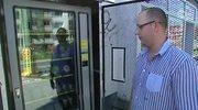 Dżdżownice i larwy dla wędkarzy - z automatu