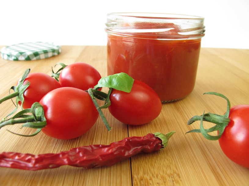 Dżem na bazie pomidorów? To możliwe! /123RF/PICSEL