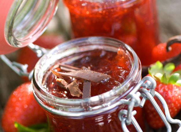 Dżem truskawkowy /123RF/PICSEL