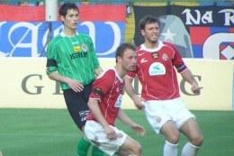 Działacze Austrii Wiedeń są zainteresowani transferem Tomasza Frankowskiego i Macieja Żurawskiego /INTERIA.PL