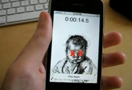 Działająca aplikacja Baby Shaker - zrzut ekranu z materiału wideo z YouTube /Internet
