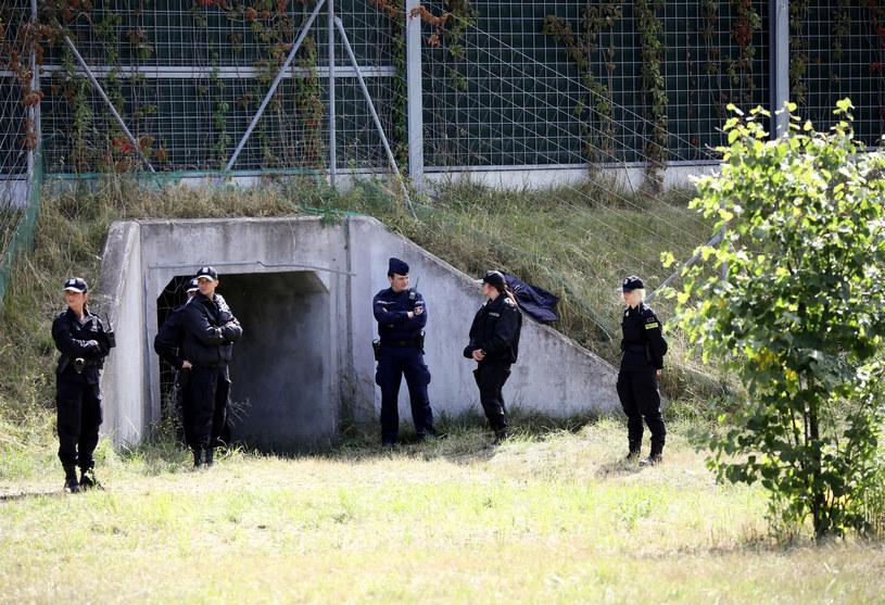 Działania policji w rejonie węzła Konotopa /Piotr Molecki /East News