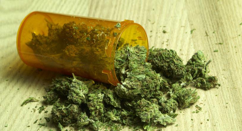 działanie medycznej marihuany /© Photogenica