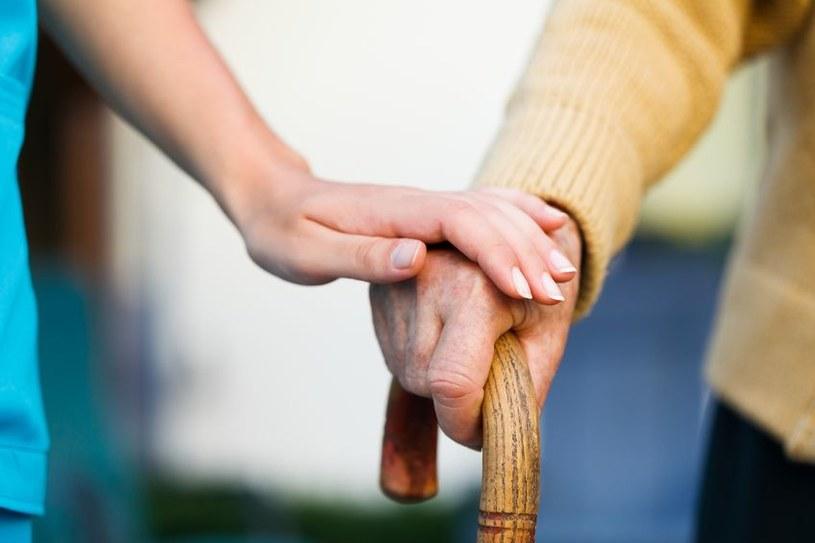 Działanie młodej krwi wkrótce zostanie przetestowane na osobach z chorobą Alzheimera /123RF/PICSEL