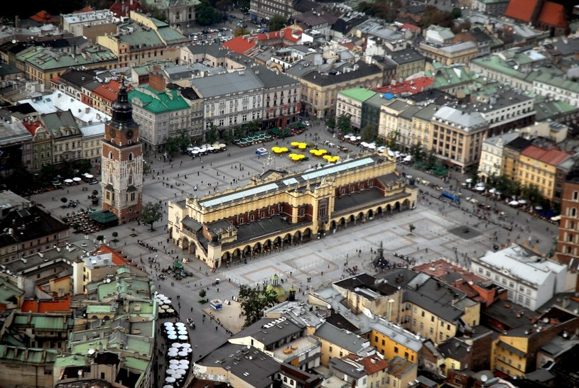 Działka znajduje się w ścisłym centrum Krakowa, zdj. ilustracyjne /Marek Lasyk  /Reporter