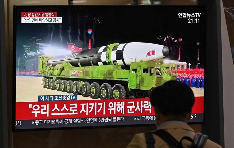 Działo balistyczne to groźna broń /AFP