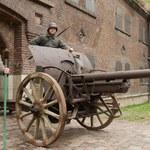 Działo stało kilkadziesiąt lat za francuską stodołą. Trafiło do Polski