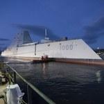 Działo szynowe na pokładzie USS Zumwalt DDG 1000?