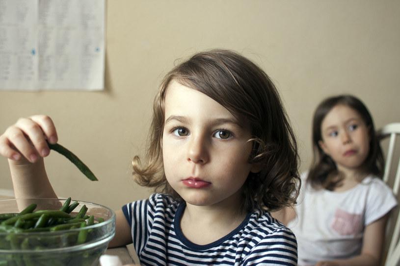 Dzieci będą chętnie jeść zdrowo, o ile dostaną dobry przykład /123RF/PICSEL