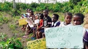 Dzieci-czarownice. Jak wiara potrafi zabijać