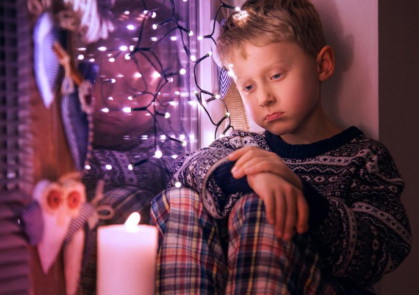 Dzieci dobrze zapamiętają, jakie były ich świeta /123RF/PICSEL