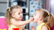 Dzieci lubią się dzielić
